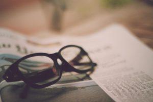 ガリ勉メガネの画像