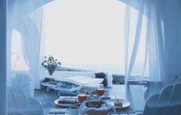 旅行朝食の画像