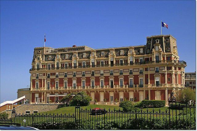 ホテル・デュ・パレ