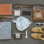 フランス旅行の必需品持ち物